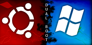 multi boot windows and ubuntu