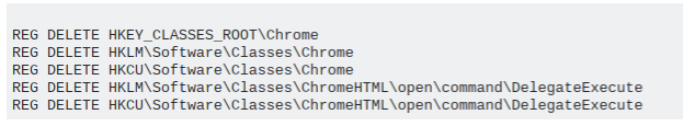 chrome class not found error