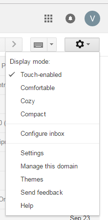 G Suite Email to Outlook