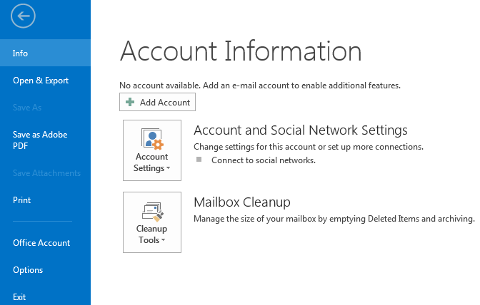 configure outlook with gmail