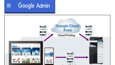 Cloud Print Service offline Google
