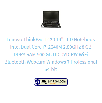lenovo laptop t420 review