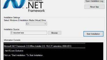 .NET Framework offline Download