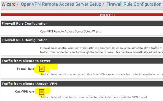 dns firewall rule