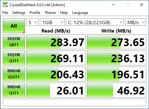 kingston 240gb ssd benchmarks