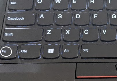 function key on keyboard