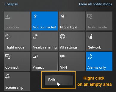 screen snip add tool